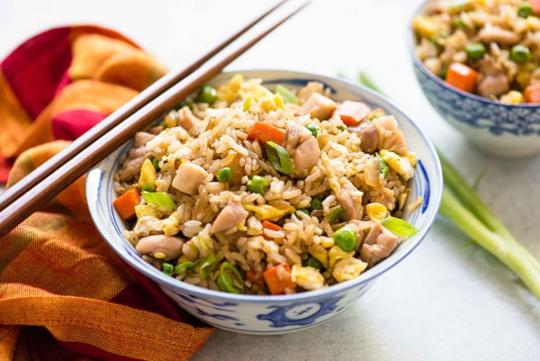 Chinese Chicken Fried Rice Recipe Ii All Recipes Us