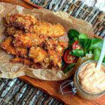 Pickle Juice Brine Chicken