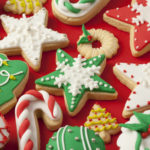Soft New Year Cookies