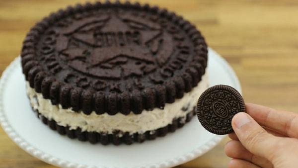 Giant Oreo Cake Recipe All Recipes Us
