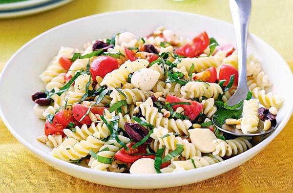 Pasta Salad Recipe All Recipes Us