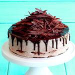 No Bake Mocha Icebox Cake